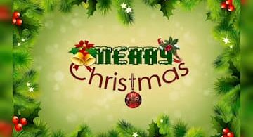 Christmas Whatsapp Song Video merry christmas Wishes Status Download