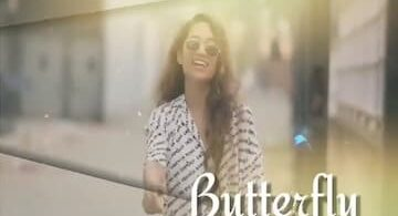 Lovely Female Version Status Video Ban Ke Me Butterfly Song Download